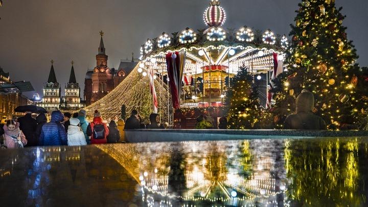 Новогодний отдых: самые интересные места в России