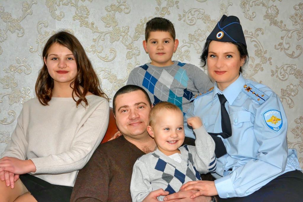 Семья Беляевых